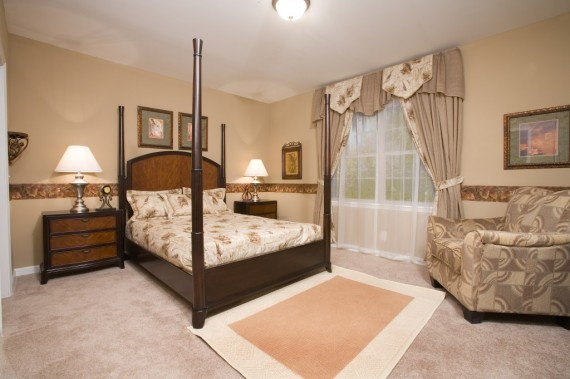 Lone Star Master Bedroom