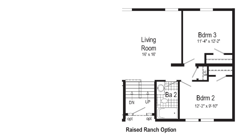 Tiffany Floorplan Options