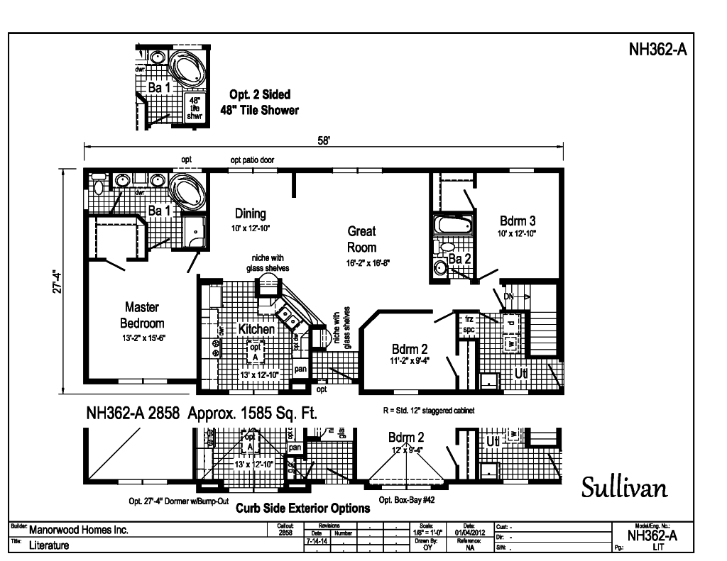 Sullivan Floor Plan Of Sullivan Floor Plan 28 Images The Sullivan Ii Floor
